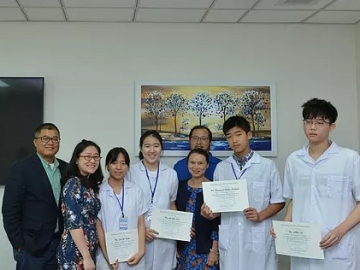 Summer Medical Internship in Vietnam